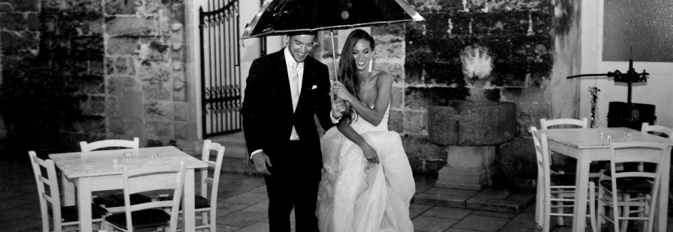 Festa di matrimonio, tanto impegno, tanti sorrisi