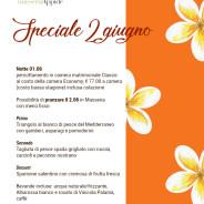 Speciale 2 giugno in Masseria